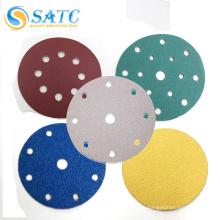 Disco de lijado abrasivo de larga duración SATC