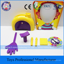 Hot Selling Pie Face Toy Funny Family Game Pie Face Game