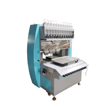 Automatic Dispenser Machine for Filling The Logo