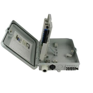 8 Port Rack Mount Fiber Terminal Box