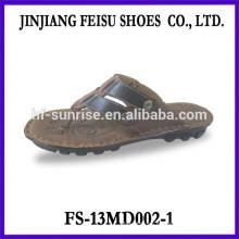 Sandalias baratas de China de las mujeres de los hombres del verano de la manera