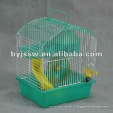Vente chaude 22 * 16 * 19 Hamster Cage