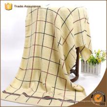 Bunte Streifen Waffel Weave Baumwolle Baby Waschlappen, Baby Handtuch