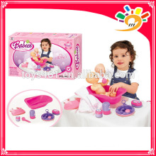 children plastic baby shower set baby toys