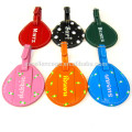cute luggage tags as giveway gift
