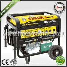 Бензиновый генератор avr TNG4500AE 3.5kw