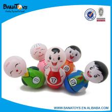 Juguetes de plástico divertido tumbler para niños