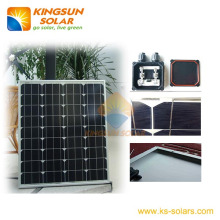 Módulo de Panel Solar de Alta Eficiencia Mono 80W