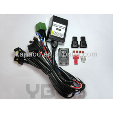 Professional solution Remote Control Wiring Harness