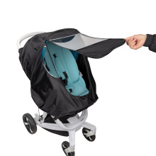 Hot selling Dust Snow Protection Universal Windproof Waterproof Baby Travel Weather Shield Stroller Rain Cover
