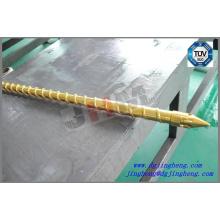 D22 parafuso de injeção de revestimento de titânio para a máquina Sumitomo