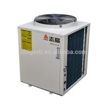 2017 venda quente melhor alta dividir o estilo quente aquecedor de água bomba de calor para casos de engenheiro
