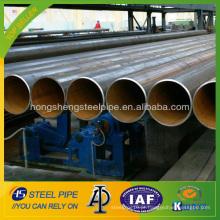 Tubo soldado de aço carbono ERW