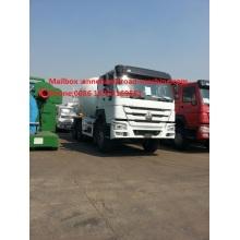 Sinotruk howo7 10CBM Mounted Concrete Mixer truck