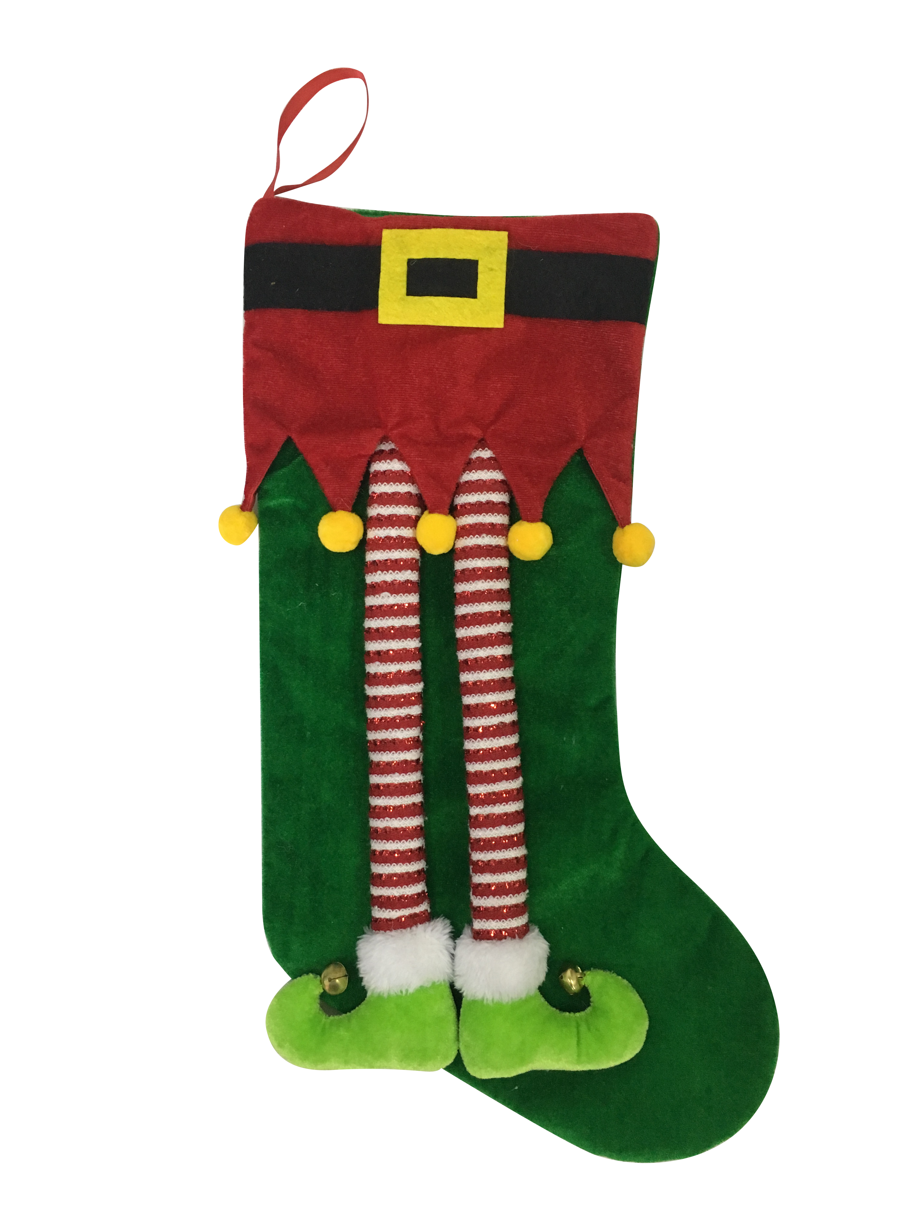 Magic Elf Christmas Stocking Gift