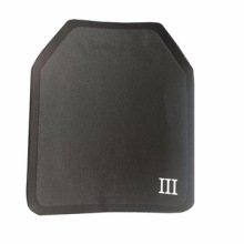 Cheap price 9mm PE materialLevel NIJ IIIA 0101.06 Ballistic Plate