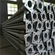 9m Steel Lighting Pole--Galvanized
