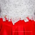 Alixpress vente chaude mini robe de soirée nouvelle mode spaghetti sangle plus robes de demoiselle d'honneur de taille