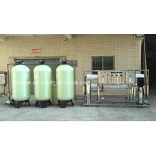 Máquina de purificación de agua con sistema de ósmosis inversa para río