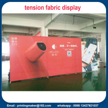 Fabric Custom Back Screen Display Banner Printing