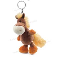 Donkey Horse horse key chain