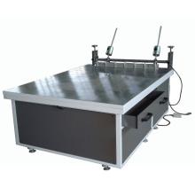 Tam-1224D Manual Glass Vacuum Suction Flat Screen Printing Machine