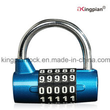 5 Digit Resettable Combination Lock