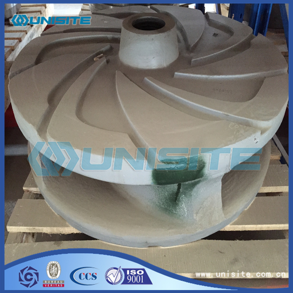 dredging pump impeller