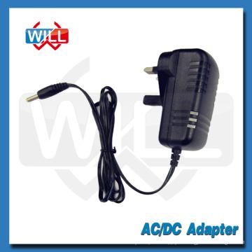 Manufactory BS conmutación 12v 1.5a UK adaptador de corriente