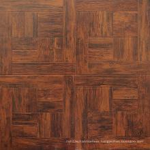 Household 8.3mm Embossed Oak Sound Absorbing Laminated Flooring