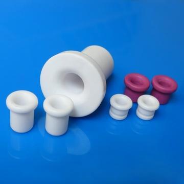 Ojal de cerámica de baja fricción de alúmina de circonia para textil