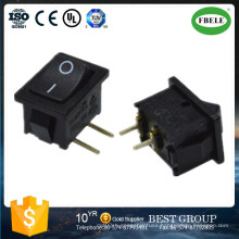 Miniature Illuminated Power Rocker Switch / 24V Rocker Switch