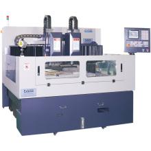 Machine de gravure CNC à double broche pour verre mobile en précision (RCG1000D)