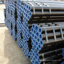 Tuyau d'acier au carbone sans soudure Q345B laminé à chaud