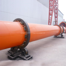 Máquina de secado de tambor rotatorio Gangue de carbón para la venta