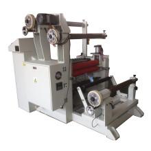 Automatischer Papiersetiketten-, Plastik-, Film-Rollenschneider Rewinder-Maschine (DP-650)