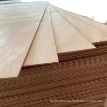 Okoume core and okoume veneer plywood from Gabon