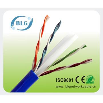 UTP Cat6 Copper Cable Precio Por Meter