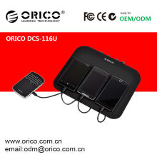 ORICO DCS-116U portable USB multiple cell phone charger station
