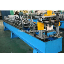 Full Automatic PLC YTSING-YD-0512 Steel/Iron/Galvainzed/Aluminum-zinc Alloy Self Pinch Plate Roll Forming Machine