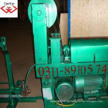 Enderezadora y cortadora de alambres (fabricante)