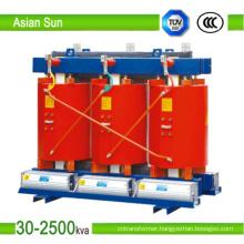 Three Phase Epoxy Cast Resin Dry Type Transformer