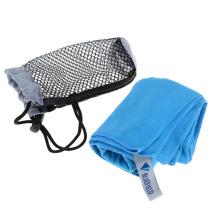 Свадьба 60 x 120 микрофибры путешествия полотенце быстро сухой открытый с сеткой мешок