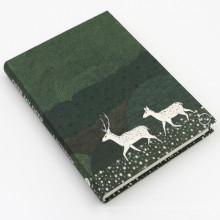 Fancy Style Customized Cmyk gedruckt Hardcover Notebook Drucken