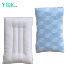 Hotel Cotton Shell Alternative Pillow Comfortable Relief Pain