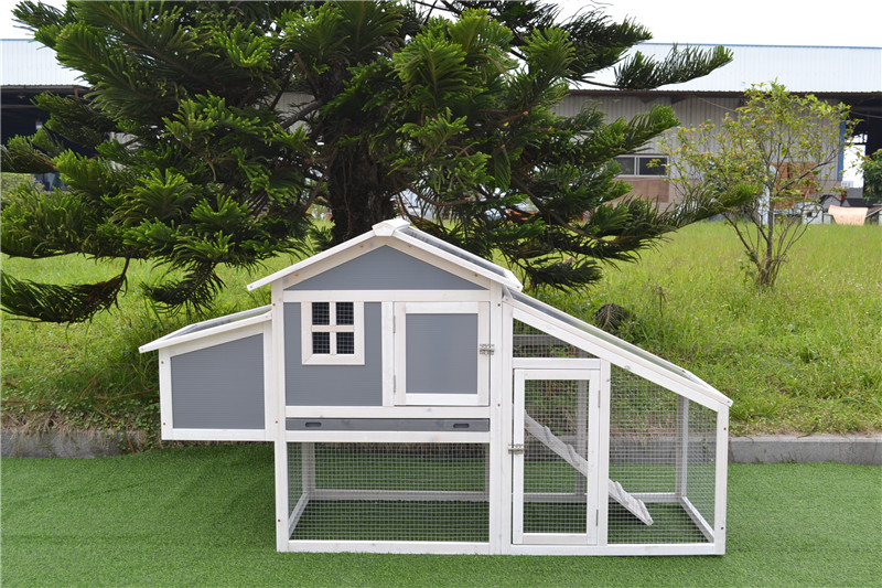 Customized hen houses