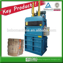 After-sales service provided waste paper compressor