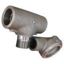 Feinguss-Produkte mit Edelstahl (Motorradteile)