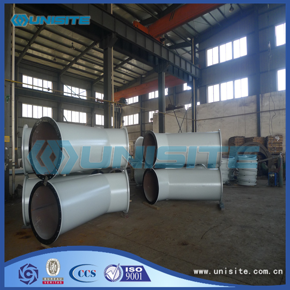 Stainless Steel Y Pipe