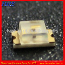 Chip 0805 led Size: 2.0 x 1.25 x 1.1mm